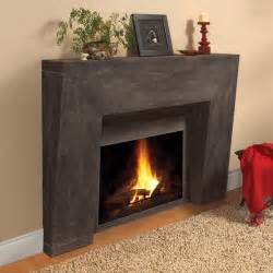 fireplace mantel contemporary indoor