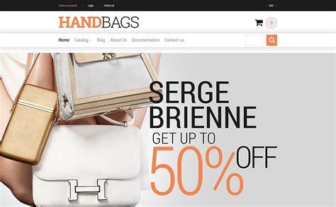 shopify themes handbags branded handbags shopify theme 52332