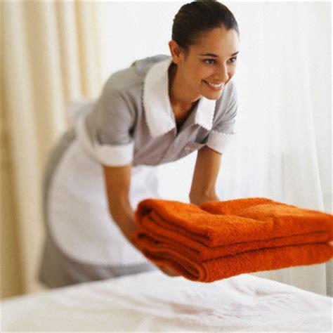 a career as a housekeeper in a hotel international hotel school