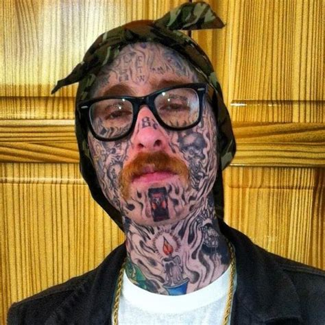 Home Entertaining bad tattoos face tattoo newslinq