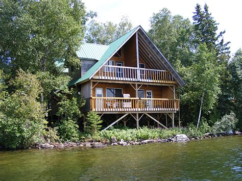 Flying Cottage by Ontario Fly In Cottages