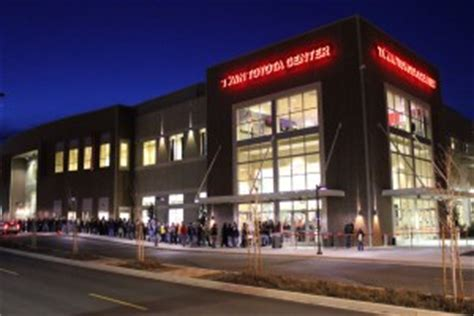 Town Toyota Center Wenatchee Wa Wenatchee Dodges Disaster From Failed Arena Project Uw