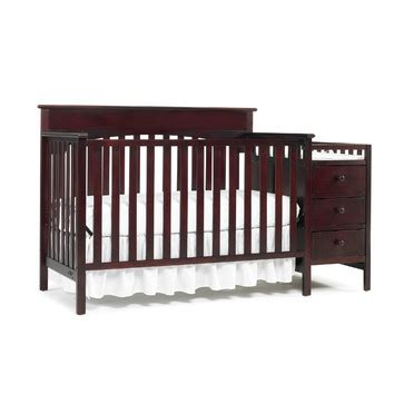 Graco Convertible Crib With Changing Table Graco Wayfair
