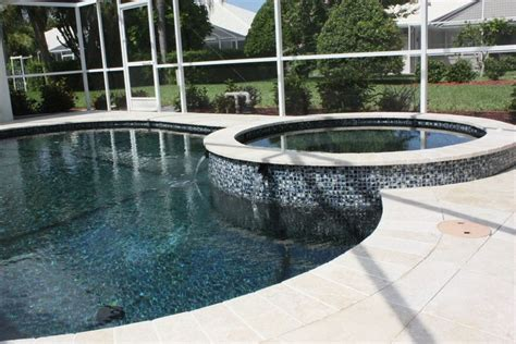 pebble sheen ocean blue images  pinterest pool