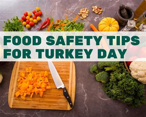 Three Helpful Tips On Cooking Turkey by Food Safety Tips For Turkey Day Just A Pinch