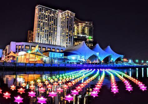 Light City Through Your Eyes Lights Baltimore