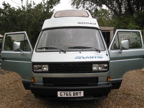 volkswagen atlantic for sale 1990 vw t3 westfalia atlantic volkswagen cer and