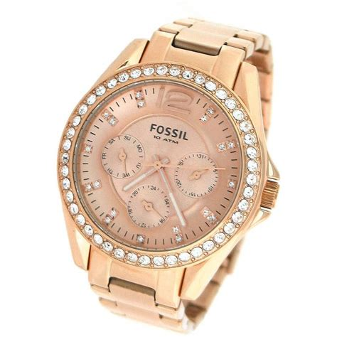 Fossil Am4616 montre fossil or femme