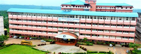 Ranking List Of Mba College In Mangalore by Srinivas Institute Of Technology Sit Mangalore Admission