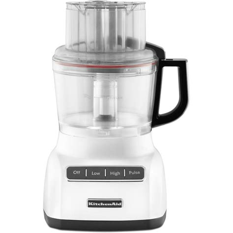 home kitchen aid kitchenaid exactslice system food processor kfp0922wh