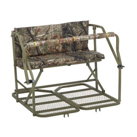 classic tree stands photos summit classic deluxe 2 ladder treestand academy