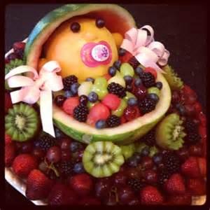 The third boob baby shower fruit salad