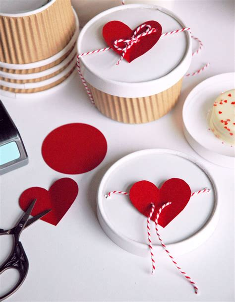 simple valentines day gifts s day treat packaging ideas