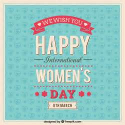 international s day international s day greeting card vector free