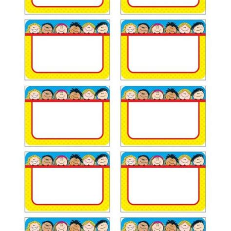 Avery Name Tag Templates by Avery 5395 Template Calendar Templates