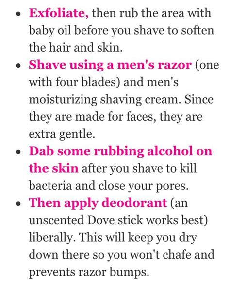 how to sofen pubic hair bikini shave pic