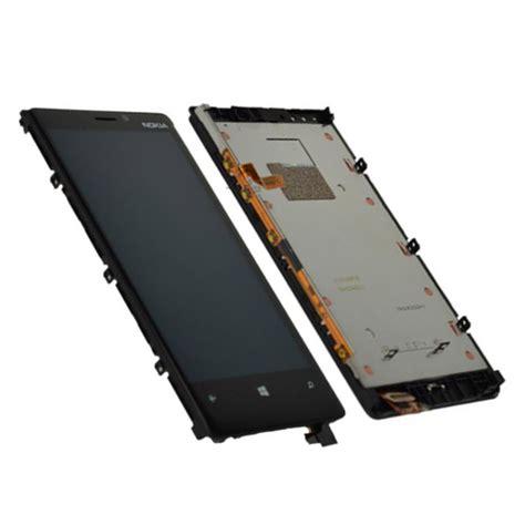 Lcd Touchscreen Nokia Lumia 920 Frame Original nokia lumia 920 front cover lcd display
