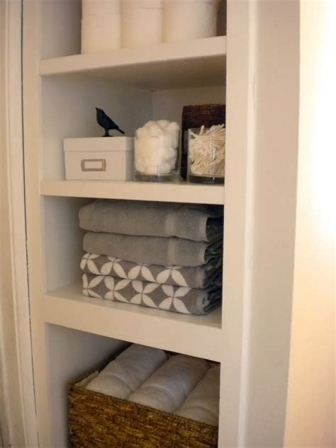 Bathroom Shelves Closet Ideas Small Rubbermaid Linen Bathroom Closet Shelves