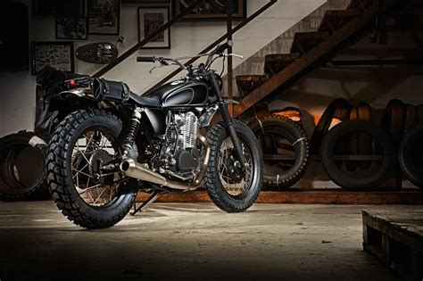 which motorcycle yamaha sr400 by the wrenchmonkees