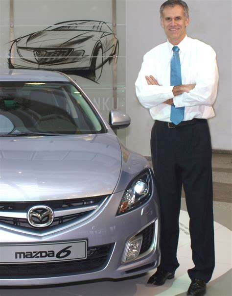 mazda motor europe mazda motor europe announces new cfo autoevolution