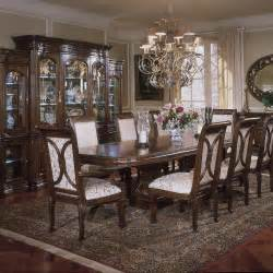 Dining Room Collection Furniture Aico Villagio Dining Room Set Broadway Furniture
