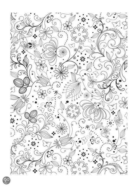 leaf collage coloring page 469 best images about flowers to color on pinterest