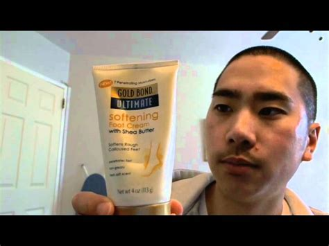 Ultimate Gold Detox 20 Oz Reviews by Gold Bond Ultimate Softening Foot Review Wmv