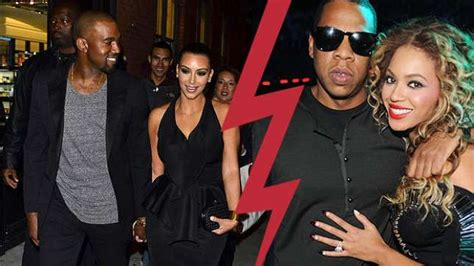 beyonce and jay z insult kim kardashian and kanye west did jay z and beyonce skip kimye s wedding because of