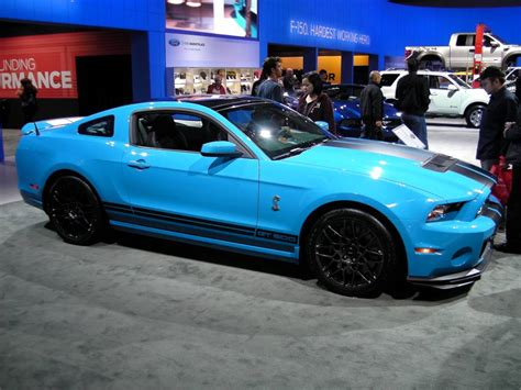 Mustang La Auto Show by La Auto Show Ford Mustang