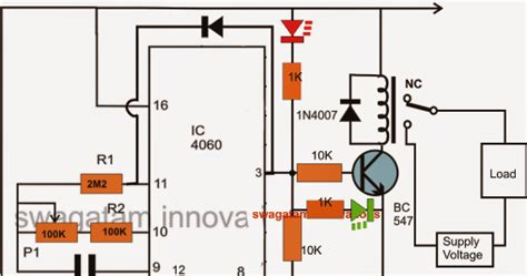 incubator timer circuit egg incubation