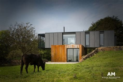 grand designs shipping container house shipping container house w country derry dom i biuro