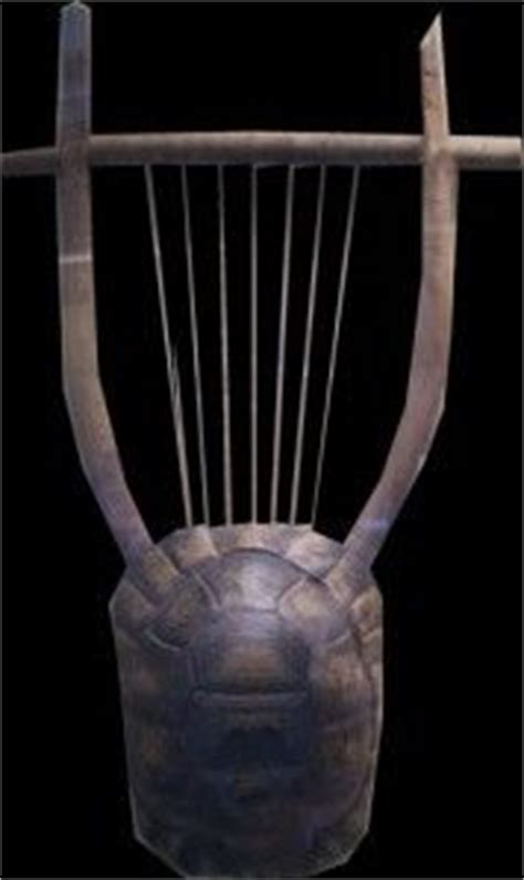 Theorbe Luth Basse Instrument De Musique Du Moyen Age