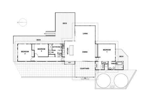 shore house plans bruny shore house floor plan