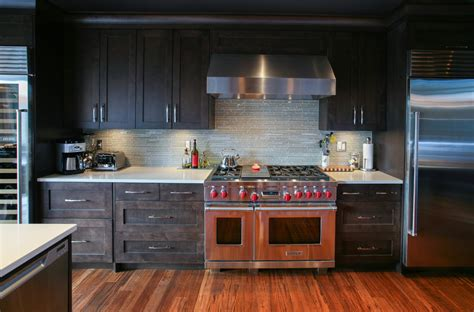 wolf kitchen cabinets wolf stoves kitchen contemporary with wood cabinets