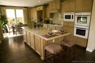Colors For Kitchens With Light Cabinets Pictures Of Kitchens Traditional Light Wood Kitchen
