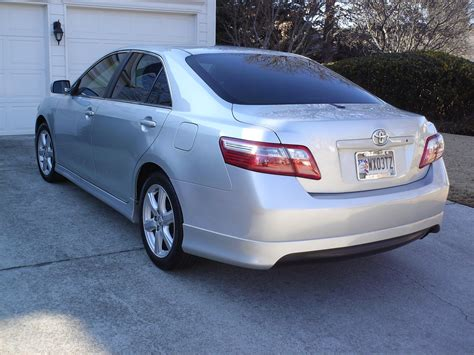 2007 Toyota Camry Se 2007 Toyota Camry Exterior Pictures Cargurus