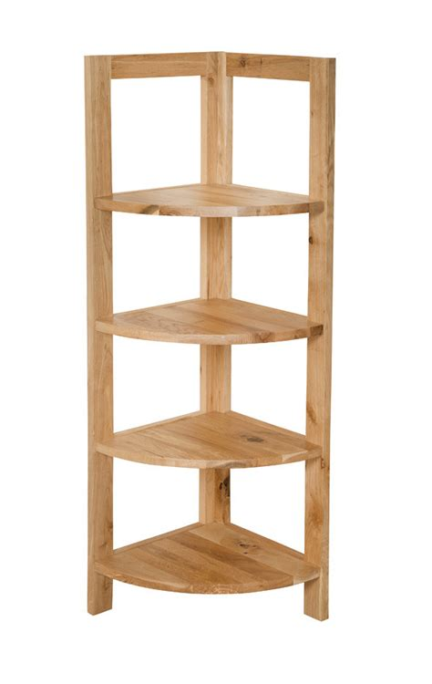 Corner Bookcase Oak Simply Oak Corner Shelf Unit Oak Furniture From House Of Oak