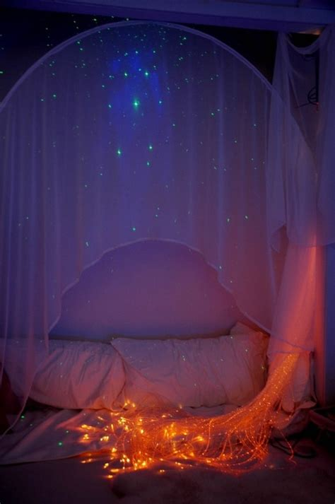 girly lights bed canopy with lights bangdodo