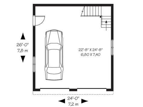 vehicle floor plan 2 car garage plans detached 2 car garage loft plan 028g 0018 at www thegarageplanshop com