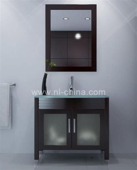 45 Inch Bathroom Vanity 45 Inch Black Lacquer Bathroom Vanity With 1200 Bathroom Vanity B 8740