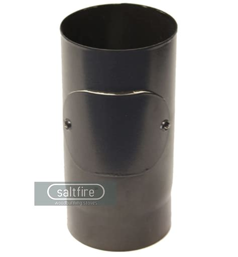 Chimney Pipe 330mm 6 Quot Door Chimney Flue Products Woodburning