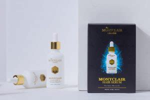 Montclair Hair Serum Platinum beranda mengatasi kebotakan montclair hair serum