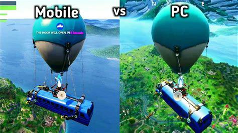 fortnite mobile  fortnite pc iosandroid gameplay