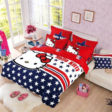hello kitty queen size bedding queen size hello kitty 12 bedding set duvet cover pillow