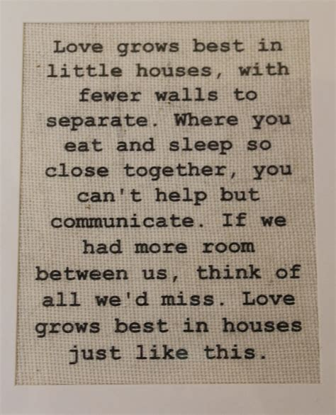 Grows Best In Houses by Grows Best In Houses Burlap By Magnoliamommymade
