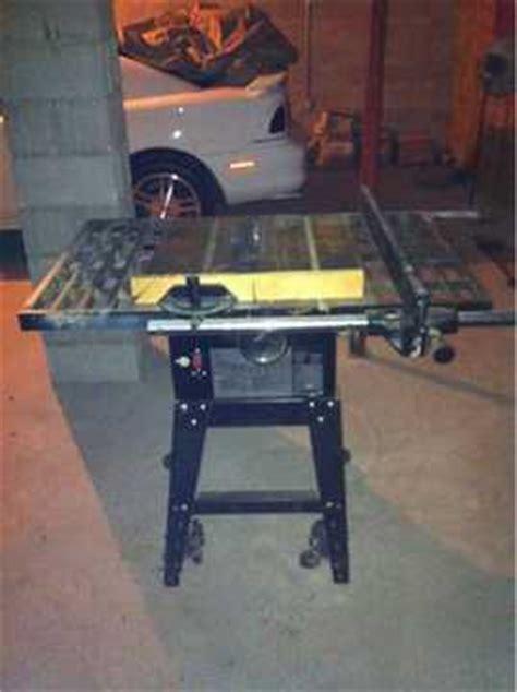 Ohio Forge Table Saw by Powermatic 63 Table Saw By Uggie Lumberjocks