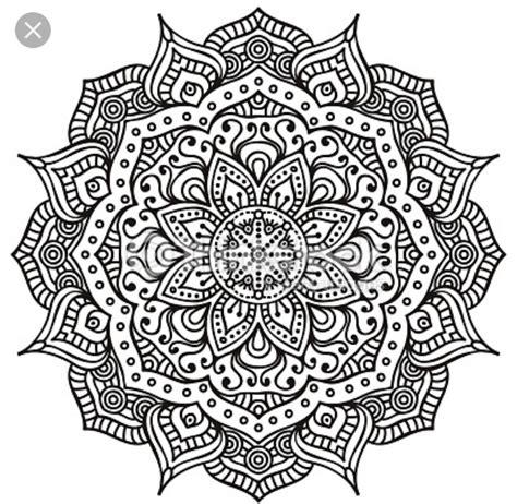 tattoo mandala zum ausmalen mandala terapia pinterest malen