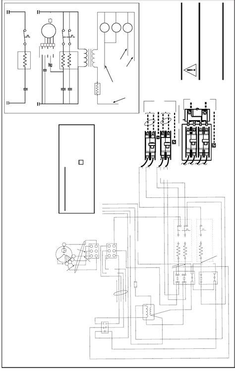 nordyne ac wiring diagram nordyne air handler wiring diagram fan circuit free for ac