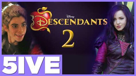 Descandant Es 2 descendants 2 5 disney villains for the sequel