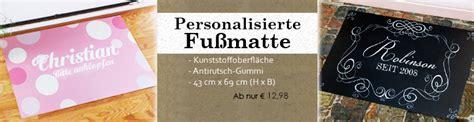 fußmatten personalisiert fu 223 matten selber gestalten und bedrucken ab nur 12 99